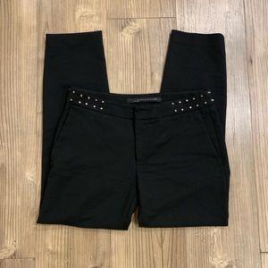 """Zara studded pants size xs 27"""""""
